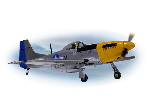 P-51D Mustang 46/55 ARF