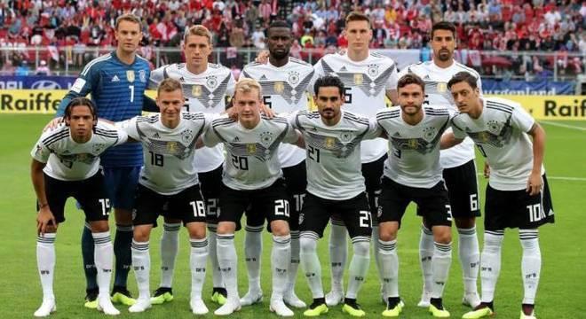 Alemanha 2018