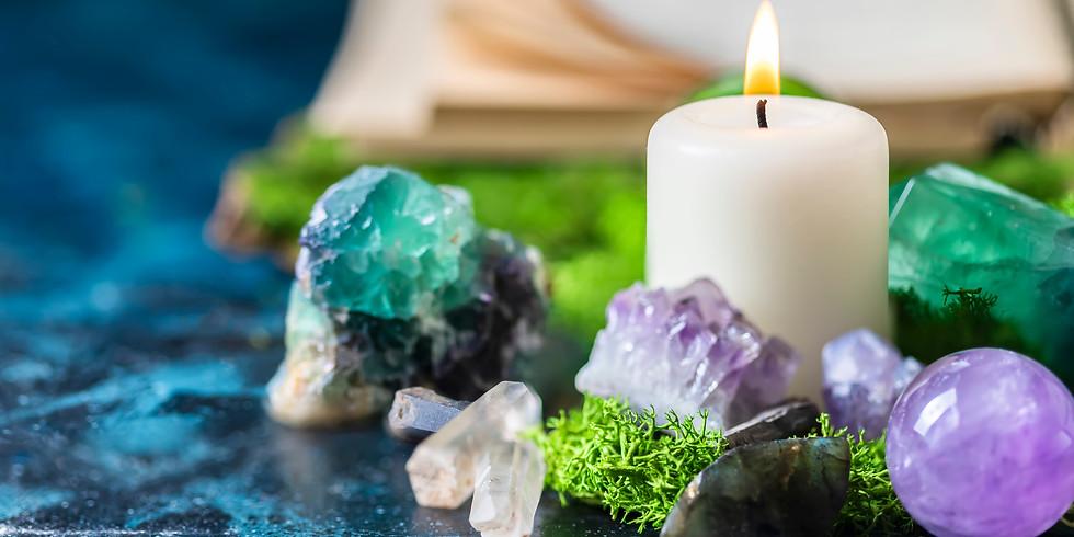 Money Jar Ritual + 5 Day Reset For Self-Improvement (2 Day Workshop)