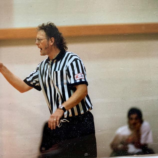 Tres Smith - Referee - 2002