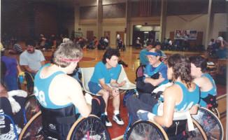 Terry Vinyard - Coach - 2003