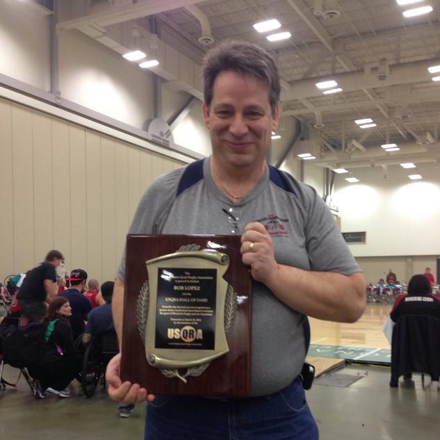 Bob Lopez - Referee - 2014