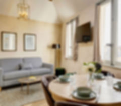 Spacious duplex holiday apartment | Apartments du Louvre