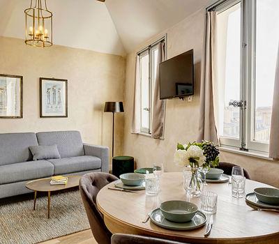 Duplex | Apartamentos Turísticos cerca del Louvre | Apartments du Louvre Saint Honoré