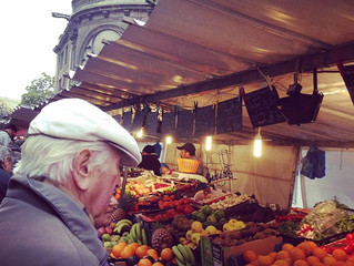 Thursdays and Sundays are Market days!