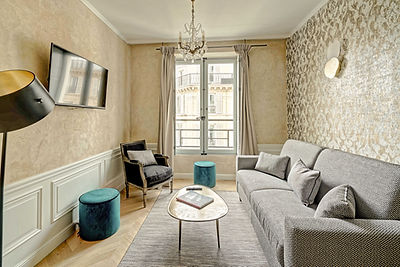 Gorgeous 1 bedroom short stay flat | Apartments du Louvre