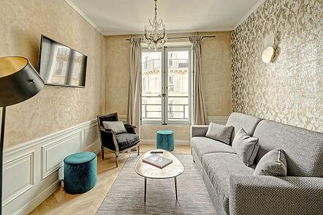 Gorgeous 1 bedroom short stay flat | Apartments du Louvre