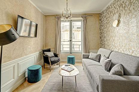 Appartement 1 chambre   Location Courte Durée proche du Louvre   Apartments du Louvre