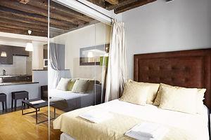Serviced vacation apartments in Central Paris | Apartments du Louvre