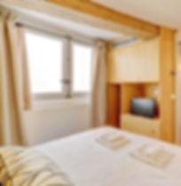 Chambre | Superbe appartement vacances 1 chambre | Apartements du Louvre