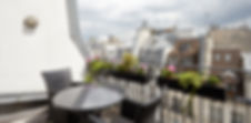 Rooftop | Short term penthouse apartment rental | Apartments du Louvre