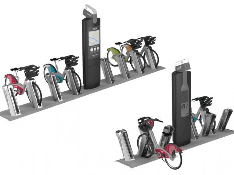 New and Improved Velib Stations