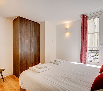 Habitación Amplio apartamento turístico de 3 dormitorios | Apartments du Louvre Le Marais