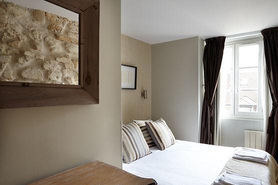 Habitación | Excepcional ático dúplex con 2 terrazas | Apartments du Louvre Saint Honoré