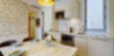 Cuisine | Superbe appartement vacances 1 chambre | Apartements du Louvre