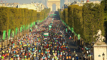 Paris Becomes a Runner's Paradise on Sunday, April 8th