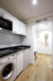 Cocina | Silencioso estudio turístico cerca del Louvre | Apartments du Louvre  Saint Honor