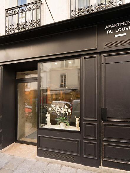 Short Term Apartment Rentals near the Louvre | Apartments du Louvre