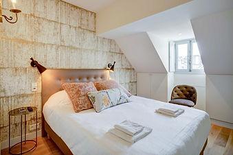 Habitación | Alquiler temporário espacioso duplex | Apartments du Louvre Saint Honoré