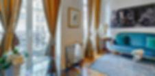 Sejour Grand appartement de vacances 2 chambres | Apartements du Louvre