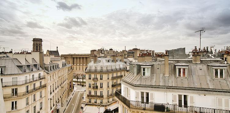 View | Spacious duplex holiday apartment | Apartments du Louvre
