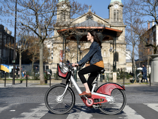 New Year = New Velibs' : Bike Sharing in Paris To Be Modernized