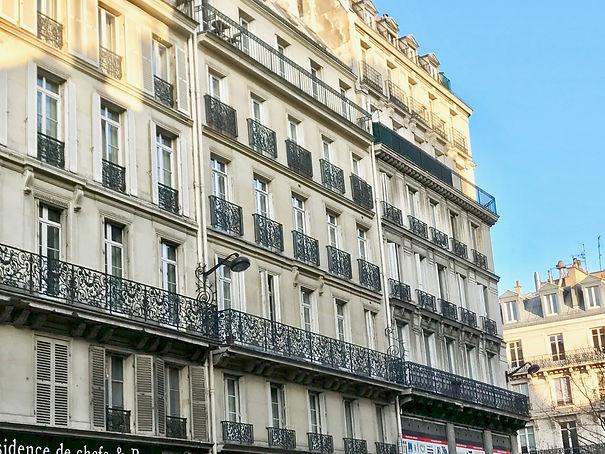 Apartments du Louvre Le Marais