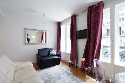 Gran apartamento turístico de 2 dormitorios | Apartments du Louvre Le Marais