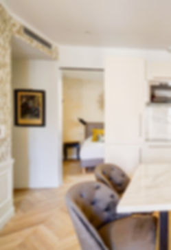 Living Room   Gorgeous 1 bedroom short stay flat   Apartments du Louvre