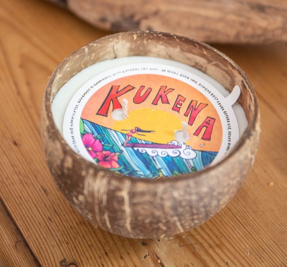 Kukena Coconut Candle