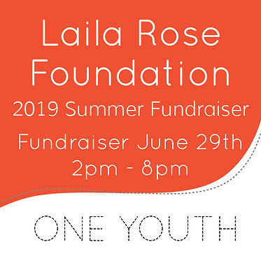 2019 Summer Fundraiser - Youth Admission Ticket 6-12