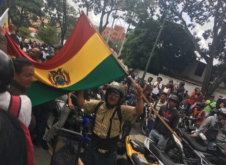 Updating presidential elections in Bolivia (and its economic future)