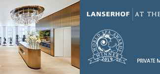 September 27 - October 2nd: Lectures and consultations at Lanserhof & The Arts Club London