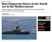 Psychic forecast eastern Mediterranean