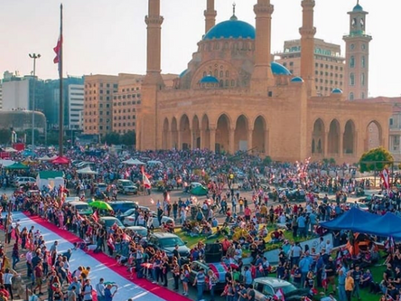 Lebanon's revolution
