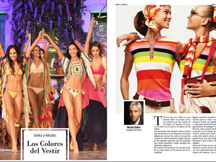 Artículo mío sobre los colores en la moda