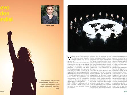 Nuevo artículo: Nuevo orden mundial