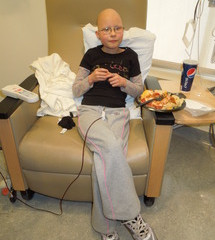 Juliana update: Blood transfusions give life to girl fighting cancer