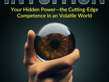 New book about the power of intuition in strategic acting!