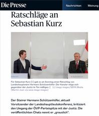 Ein Kompass für Sebastian Kurz – Das erwartet Österreich
