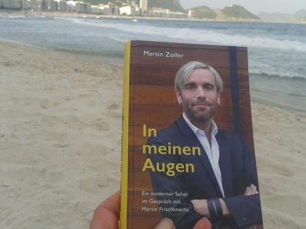 Lesegrüsse unseres neuen Buches aus Rio de Janeiro!