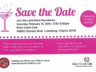 Save the Date for Our 2015 Martini Mixer