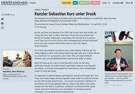 Visionen & Vorhersagen für Österreich, Kurz und seine Weggefährten