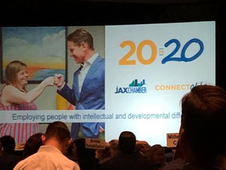 Business Solutions USA, a Division of Challenge Enterprises,  Joins JAX Chamber #20in20 Initiative