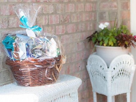 Basket Life partners with Enterprise Solutions USA to pack and deliver area Welcome Baskets