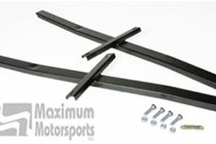 MM Standard Length Subframe Connectors 1999-2004 - POWDERCOATED