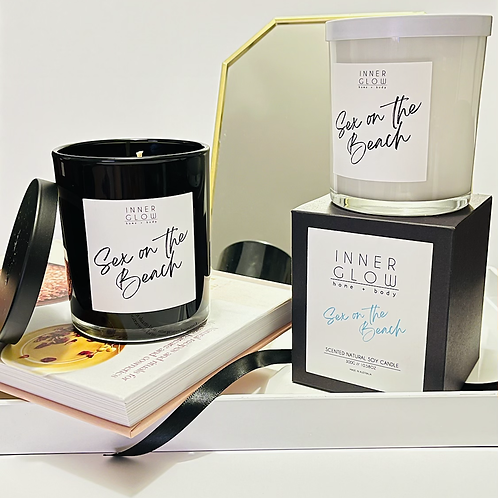 Sex on the Beach Signature Candle