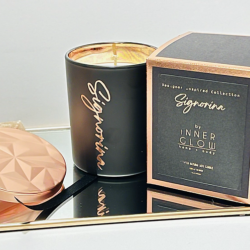 Signorina Designer Candle