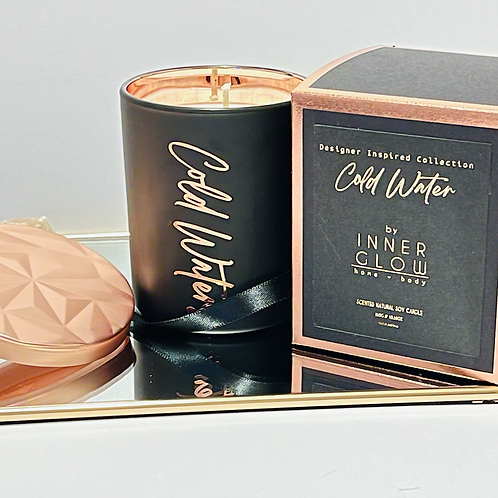 Cold Waters Designer Candle
