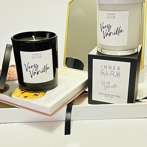 Very Vanilla Signature Candle